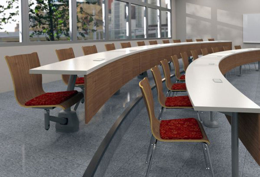 Furniture 187 Lecture Room Seating Nickerson Ny