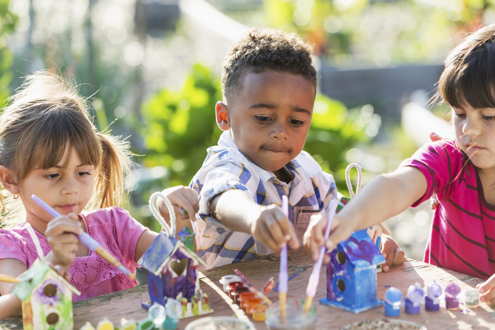 kindergarten way of the future